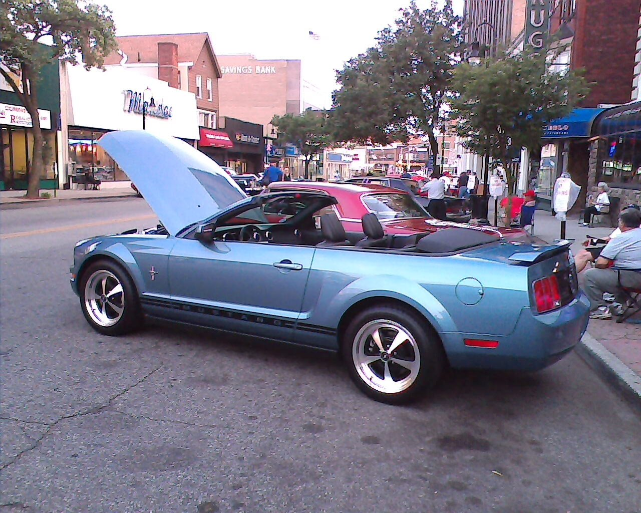 2006 Ford Mustang Rims, 2006 Ford Mustang Wheels at OriginalWheels.com