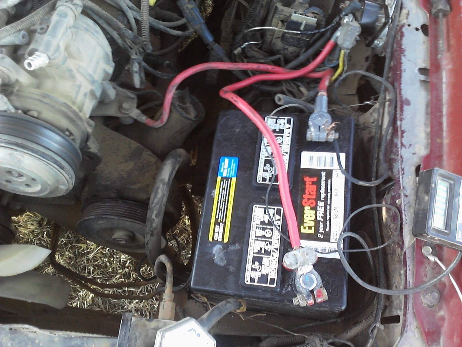 1990 Mustang Gt Starter Solenoid Issues  Please Help Me