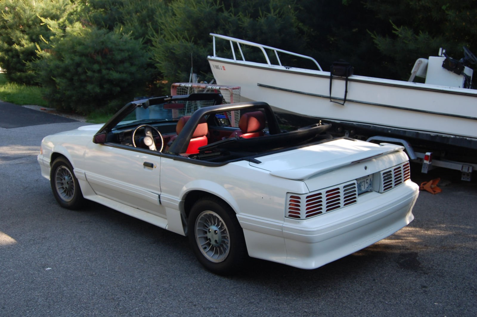 1990 mustang gt convertible auto guide