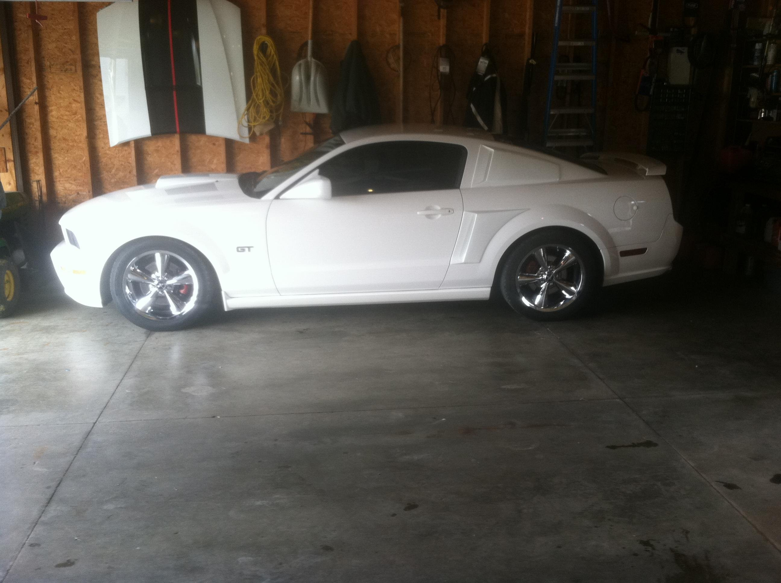Lowering Springs For 06 Gt Ford Mustang Forum