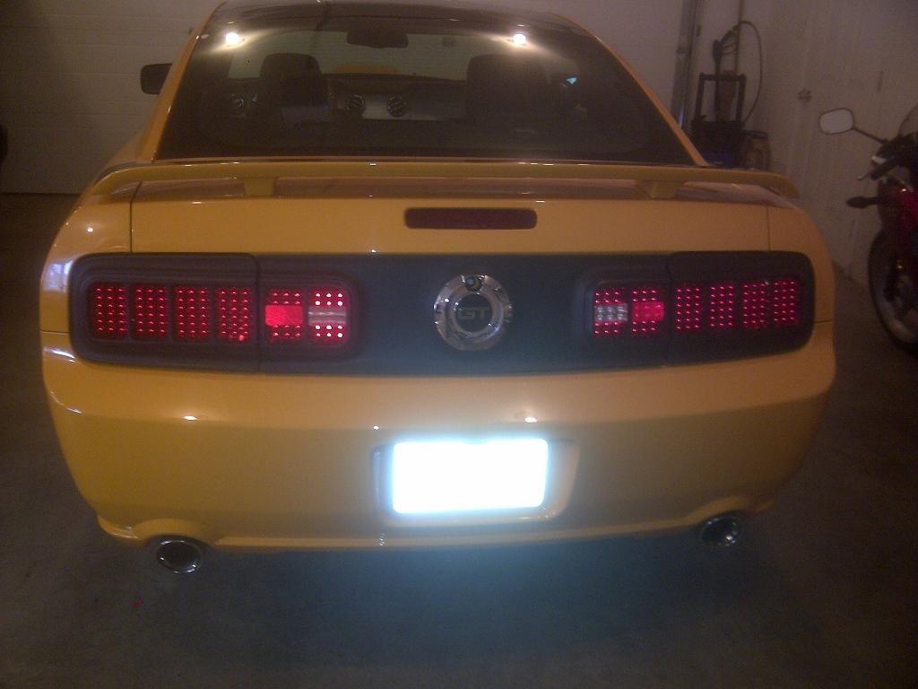 Led Grill Lights >> Cervini's '05-'09 LED Taillight Conversion Kit - Ford ...