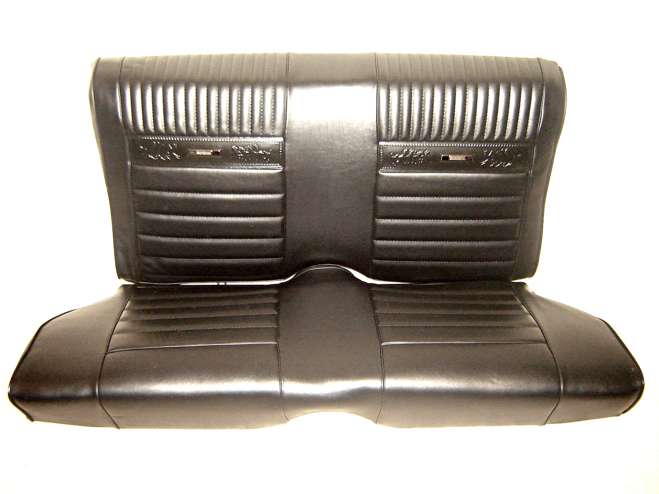 How To Replace Seat Covers On Oem 1966 Mustang Seats Ford Mustang