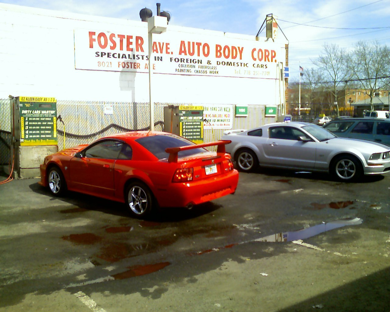 Mustang V6 GT CLONE? anyone else? - Ford Mustang Forum