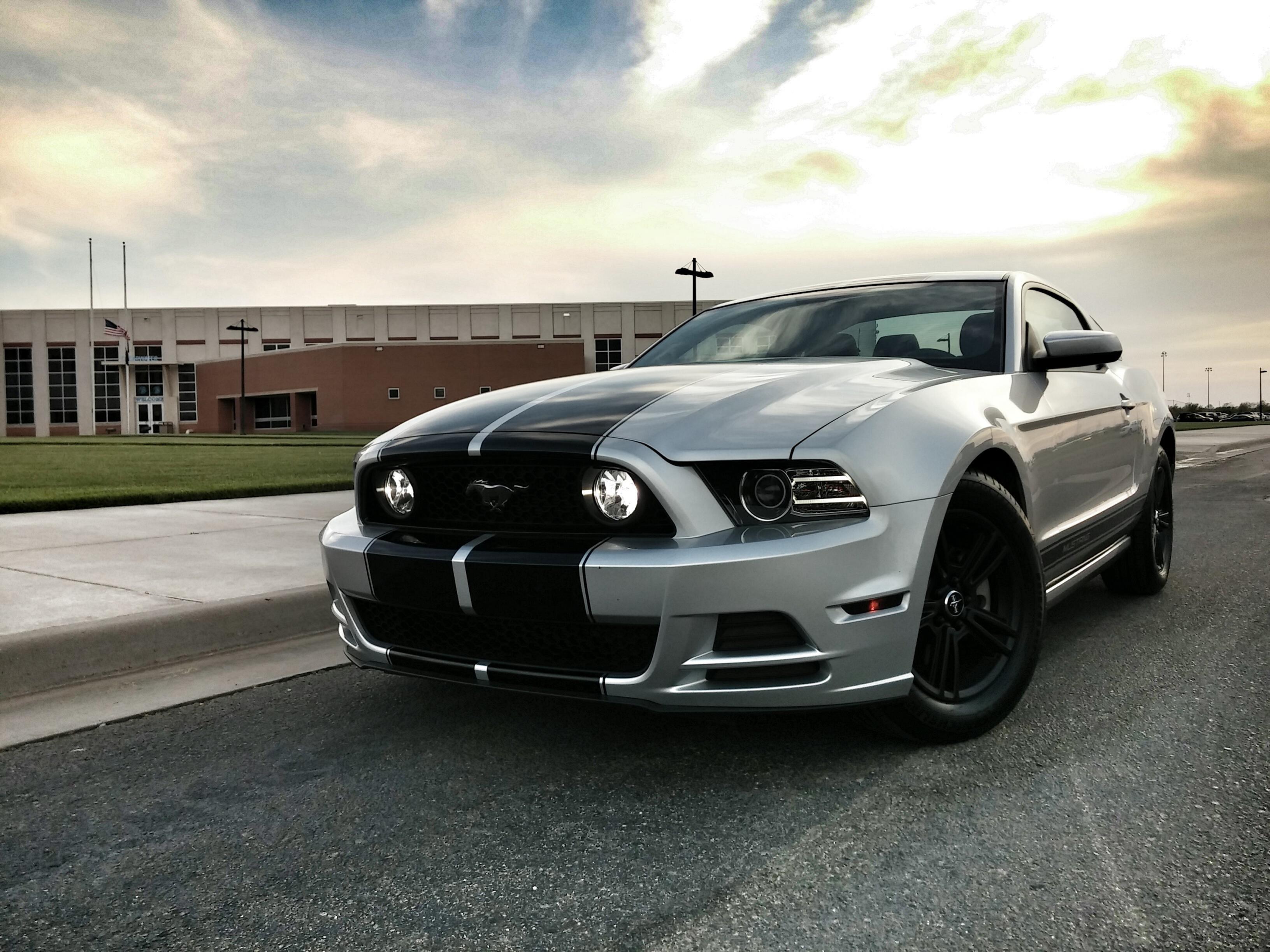 2011-2014 Mustang *** V6 *** Pic Thread