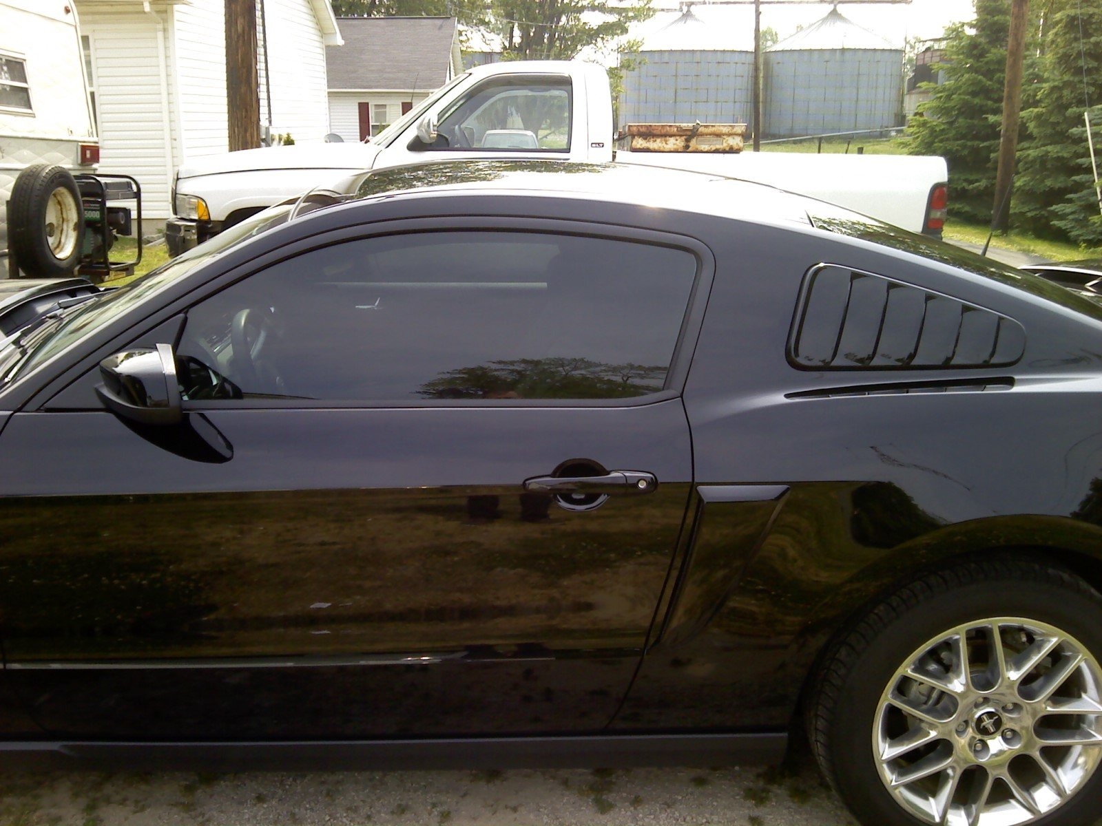Window Tint Page 5 Ford Mustang Forum 2012 Focus Tinted Windows Click Image For Larger Version Name 0525021033 Views 16114 Size 3595