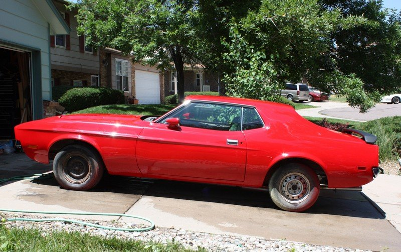 Giving My 1972 Mustang Coupe A Makeover Page 5 Ford