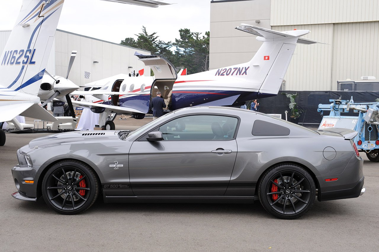 Charcoal Shelby Super Snake Wheels @ American Muscle ...