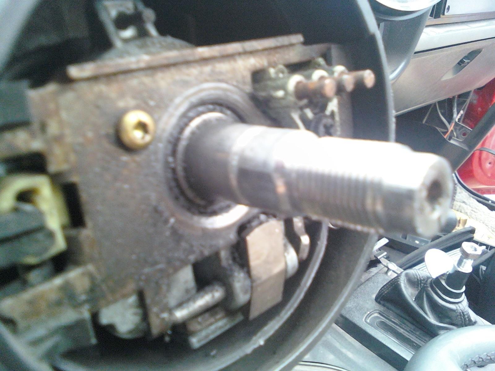 1985 Mustang Gt Steering Wheel Hub Adapter Ford Mustang Forum