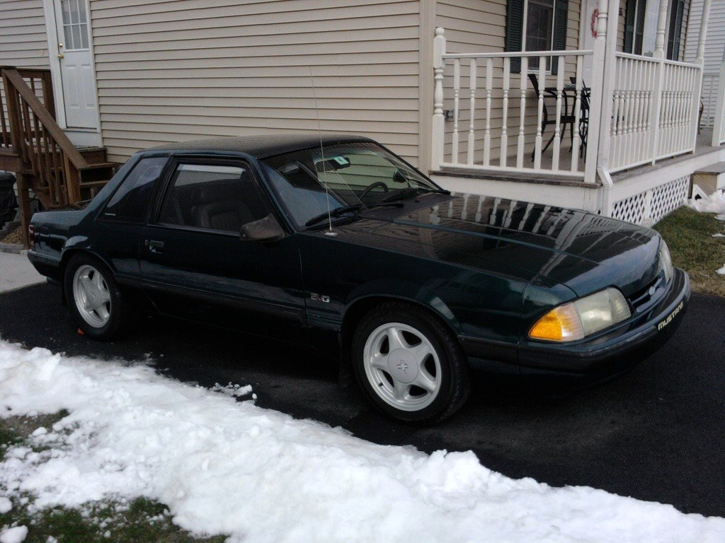 Fall River Ford >> 1992 Mustang lx coupe rear suspension - Ford Mustang Forum