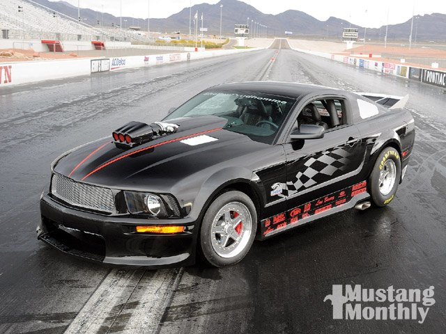 The 800hp S197 Mustang - Ford Mustang Forum