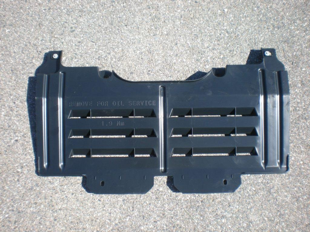 2010 Belly Pan Easily Installed On 2009 Mustang Gt
