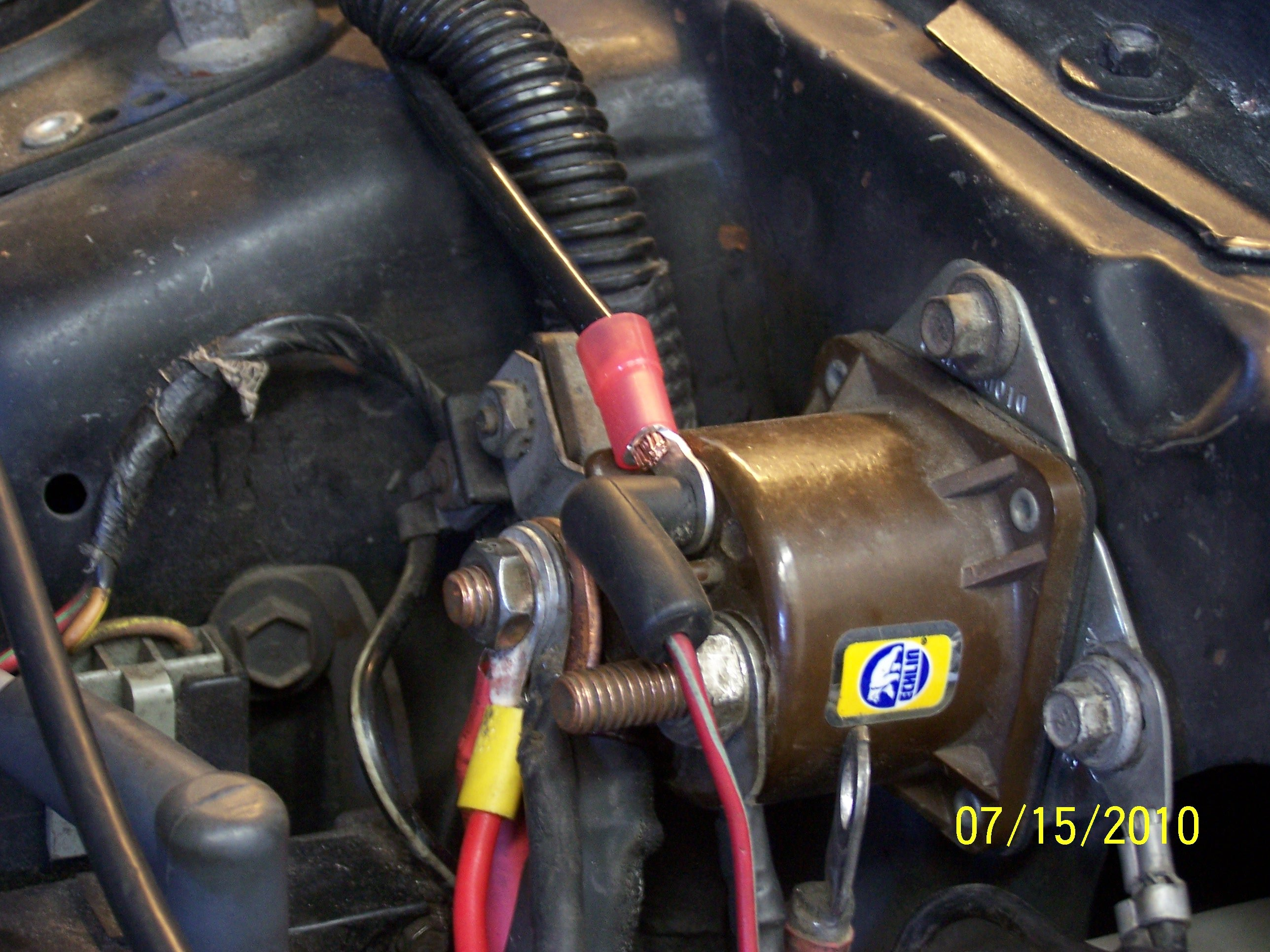 4 Post Kill Switch Wiring Bookmark About Diagram The 4430 Battery Relocation W Install Pics Ford Rh Allfordmustangs Com 1977 Johnson