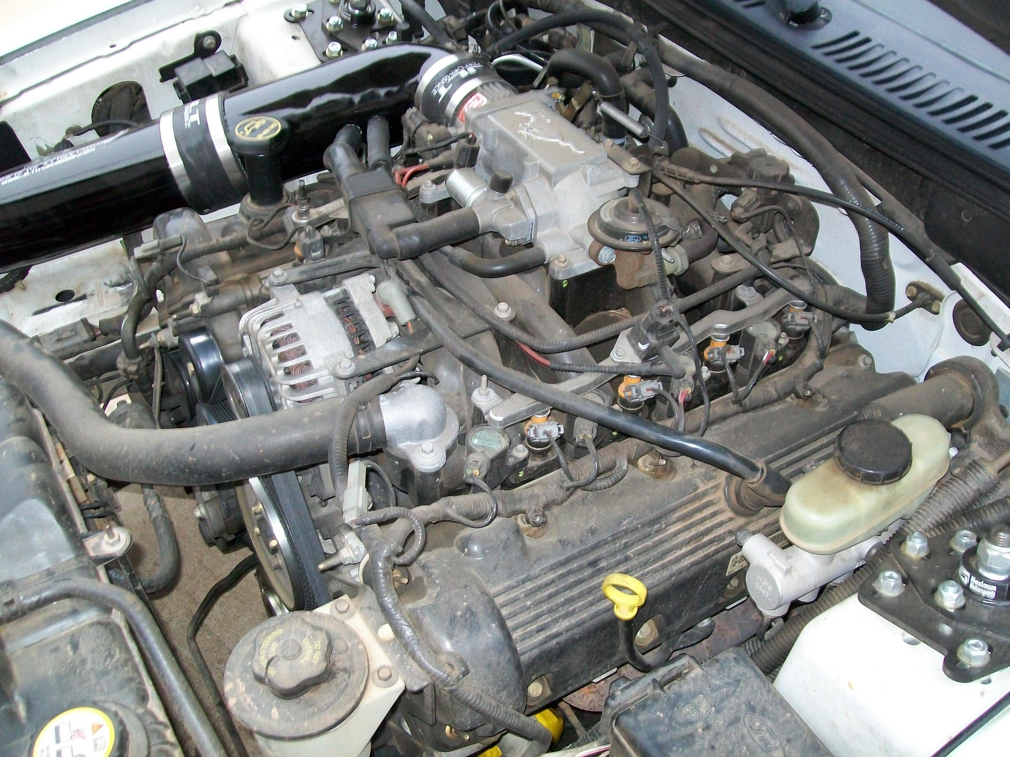 Friday Project With Pics And Video 2001 Mustang Gt Ford Mustang