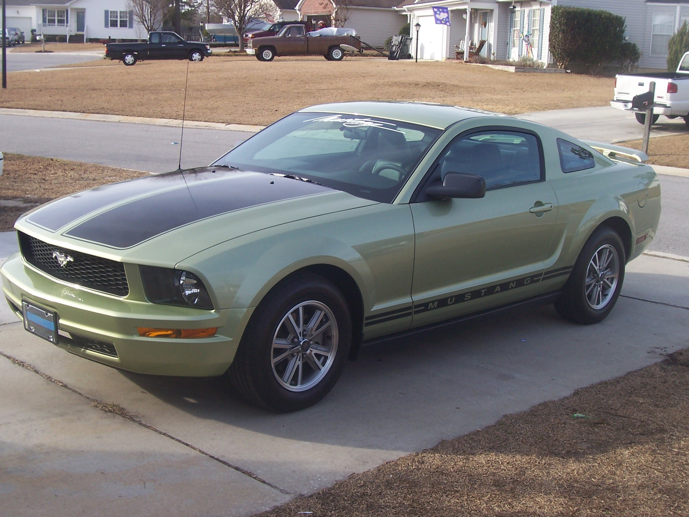 2005 Mustang V6 Dual Exhaust  Any News