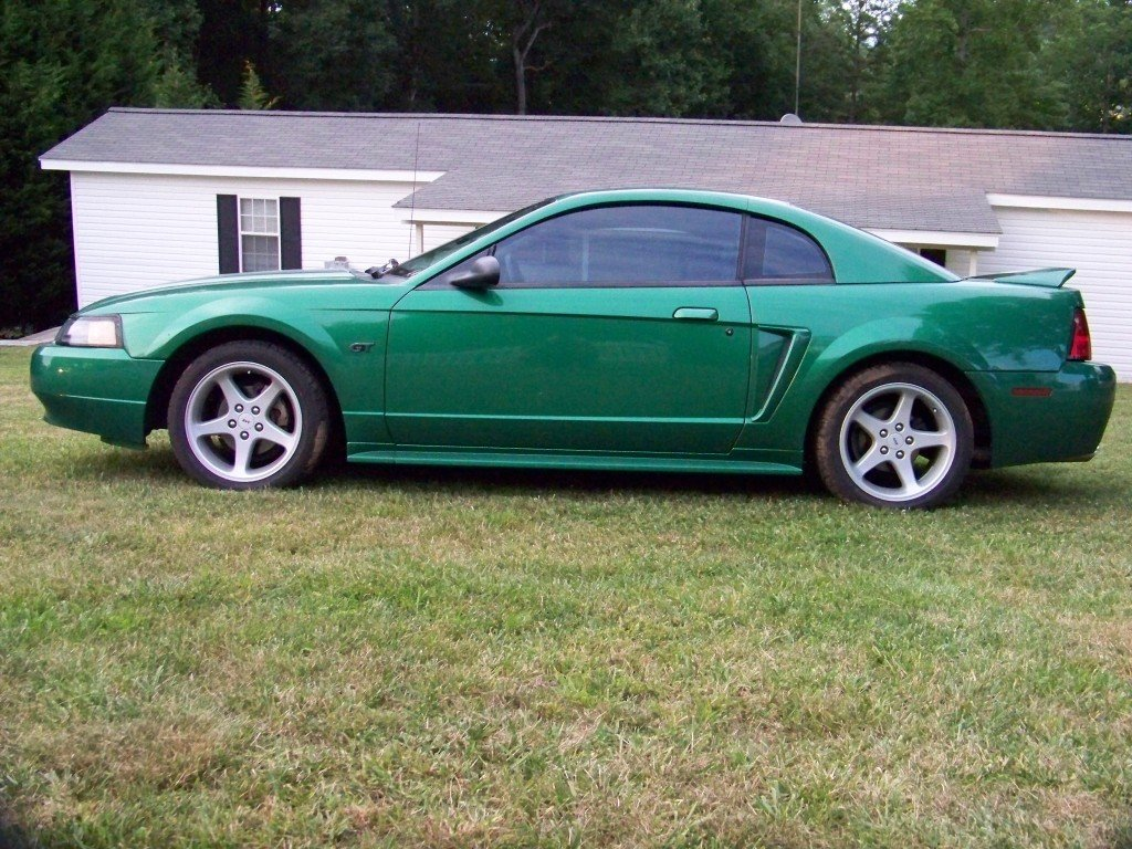 New Edge Mustang Forum 1999 2004 New Edge Ford Mustang Tire And