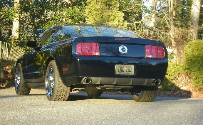 Wheels That Have Staggered Fitment Ford Mustang Forum