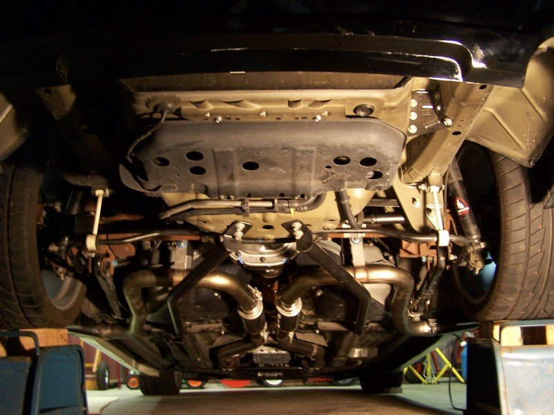 Side Exhaust For A 2007 Mustang Gt Ford Mustang Forum