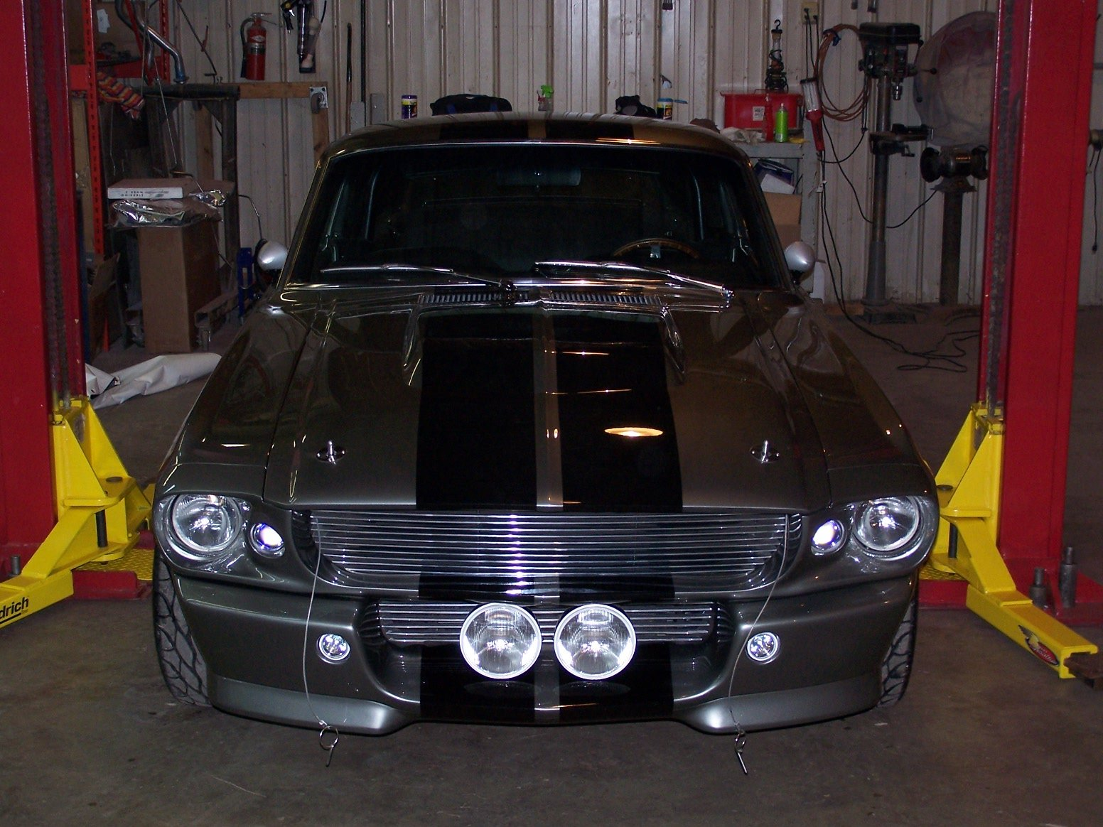 Ford Cookeville Tn >> 1968 Tremec 600 tko - Ford Mustang Forum