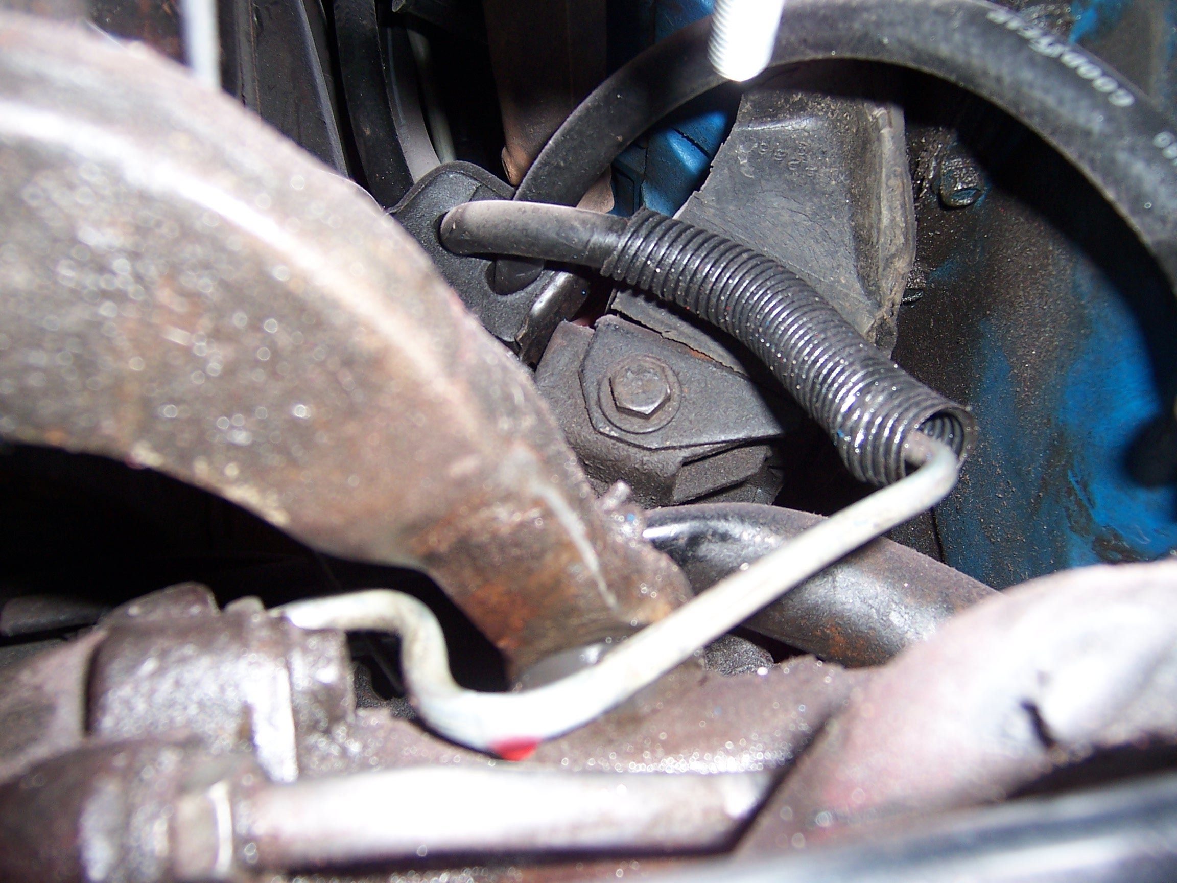 1967 Power Steering Hose Failures