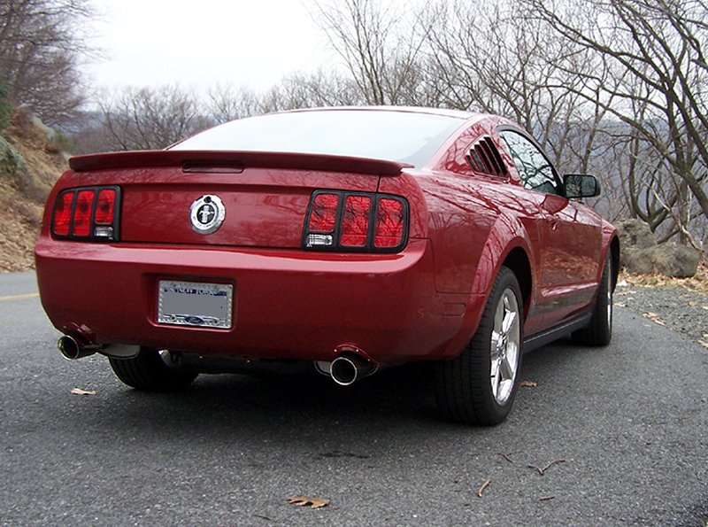 Attachment 42603: 2005 Mustang V6 Dual Exhaust Kit At Woreks.co