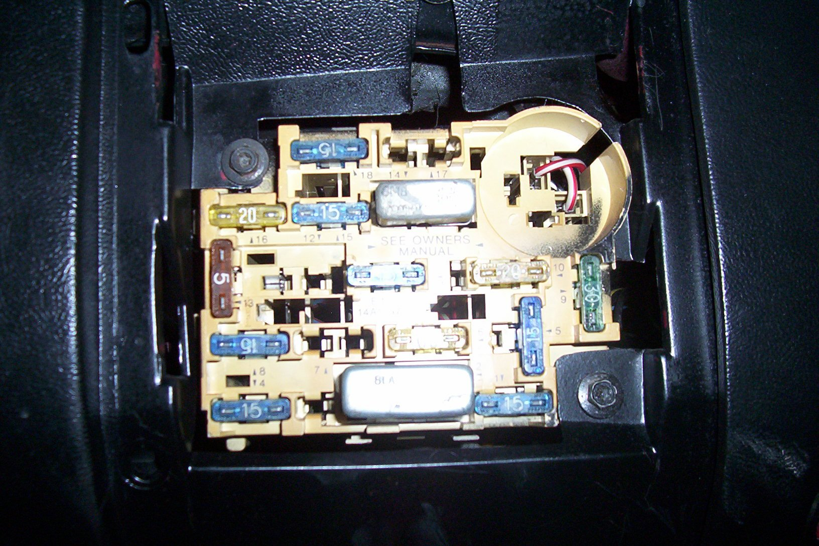 1989 honda accord lxi fuse box diagram