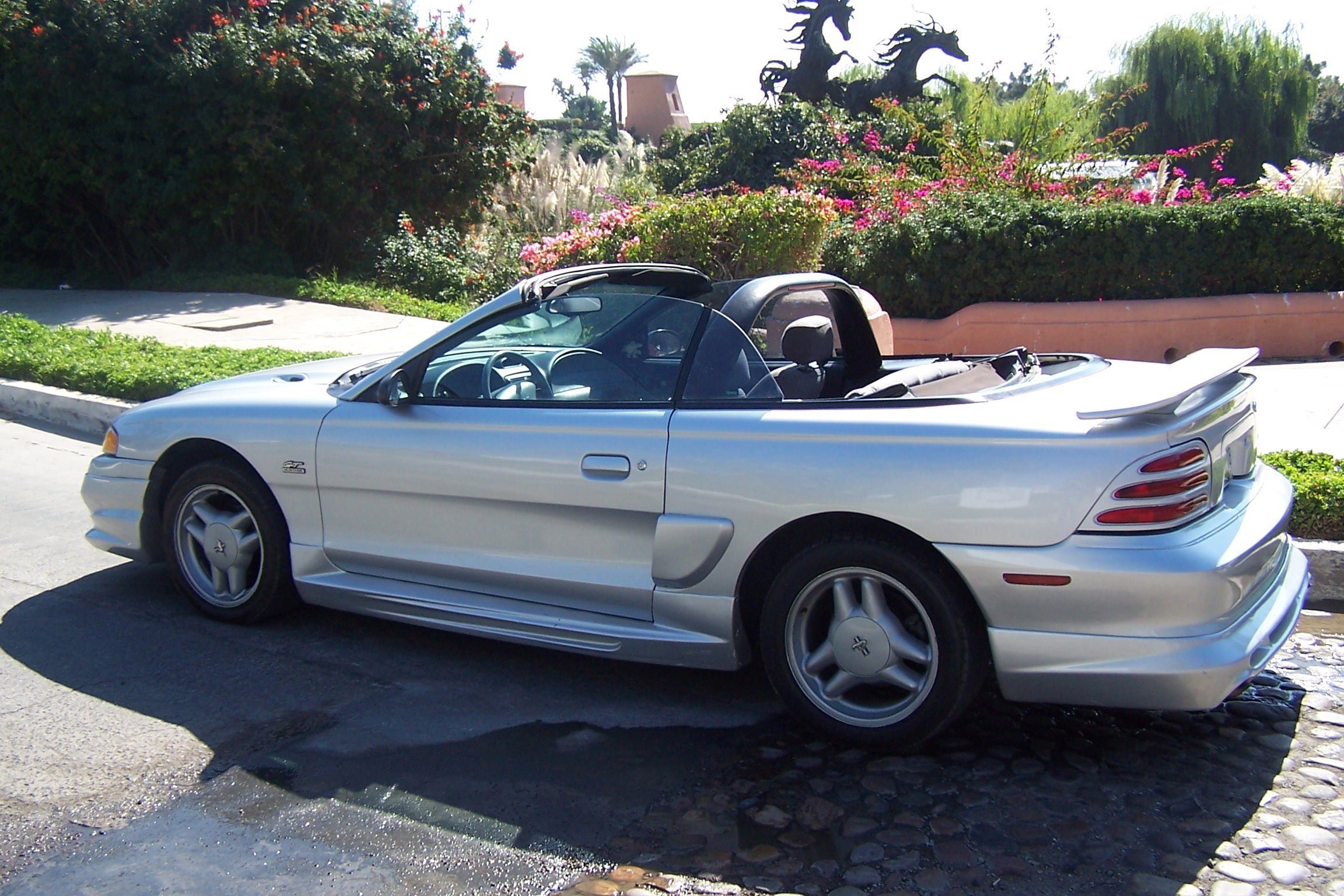 vendo mustang 1994 5 0 convertible ford mustang forum. Black Bedroom Furniture Sets. Home Design Ideas