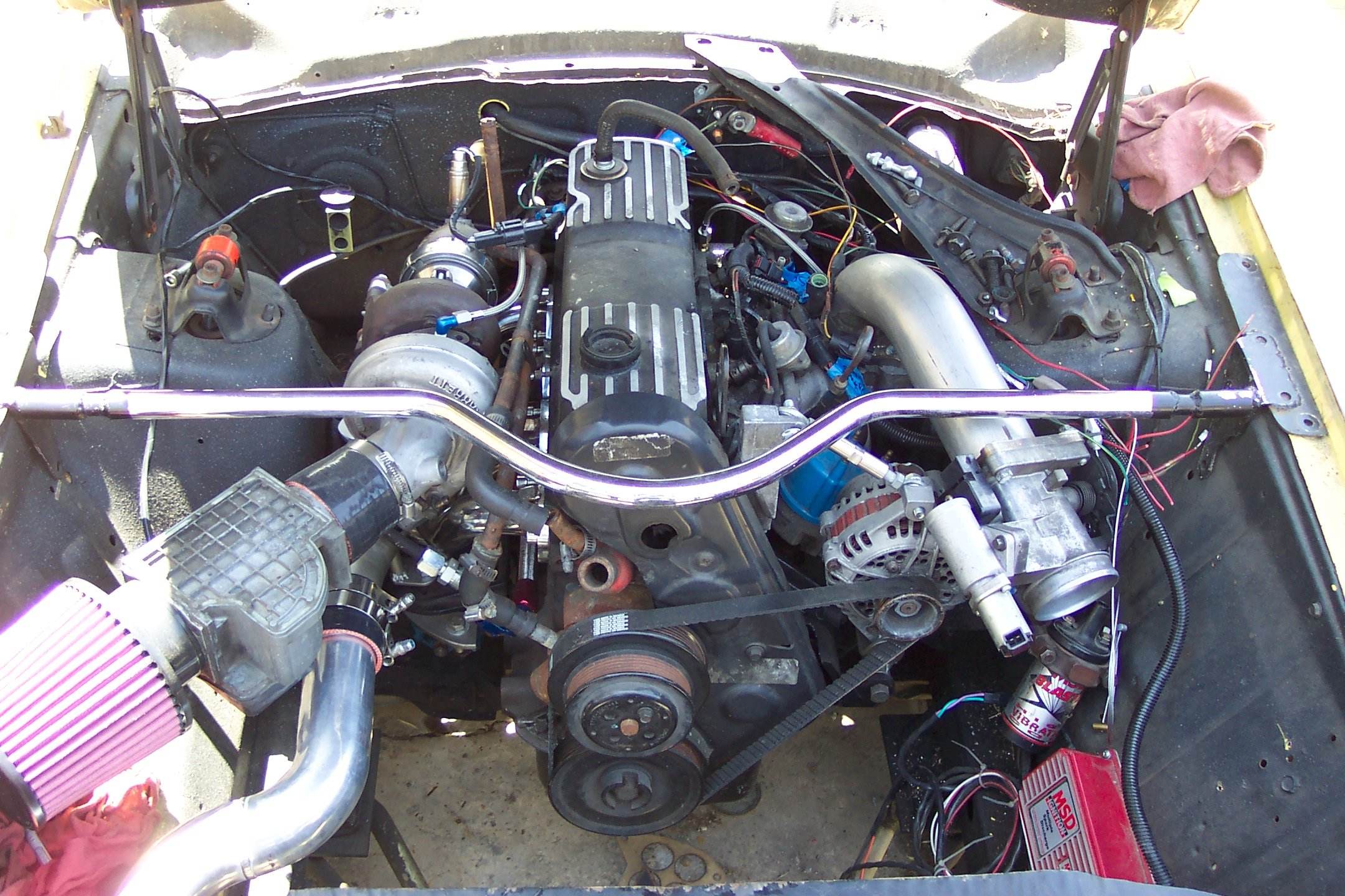 ... 2 3 turbo swap and wont start no low spark ford mustang forum ford f150  fuse ...