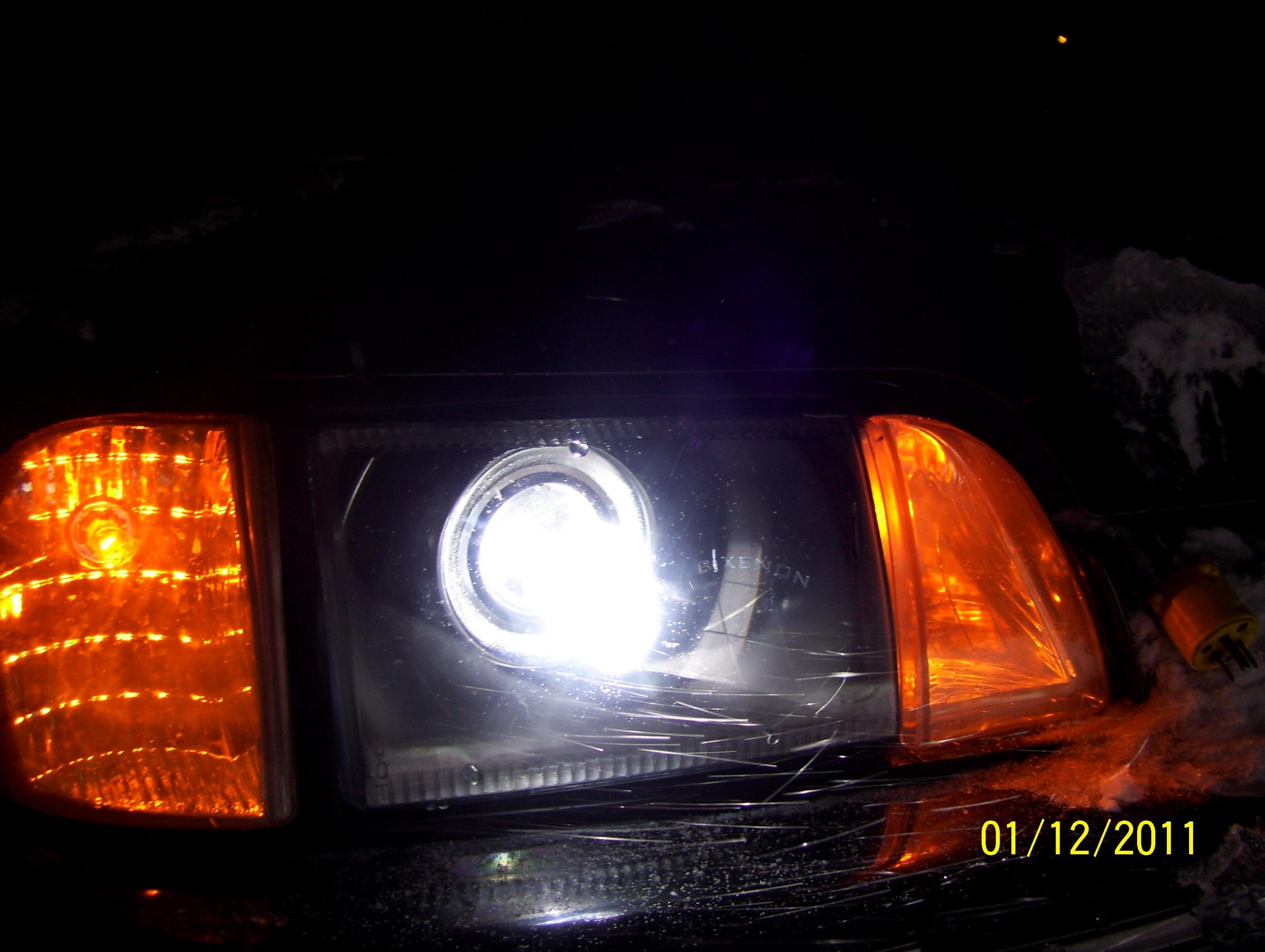 1987 1993 Mustang Projector HID Page 2 Ford Mustang Forum