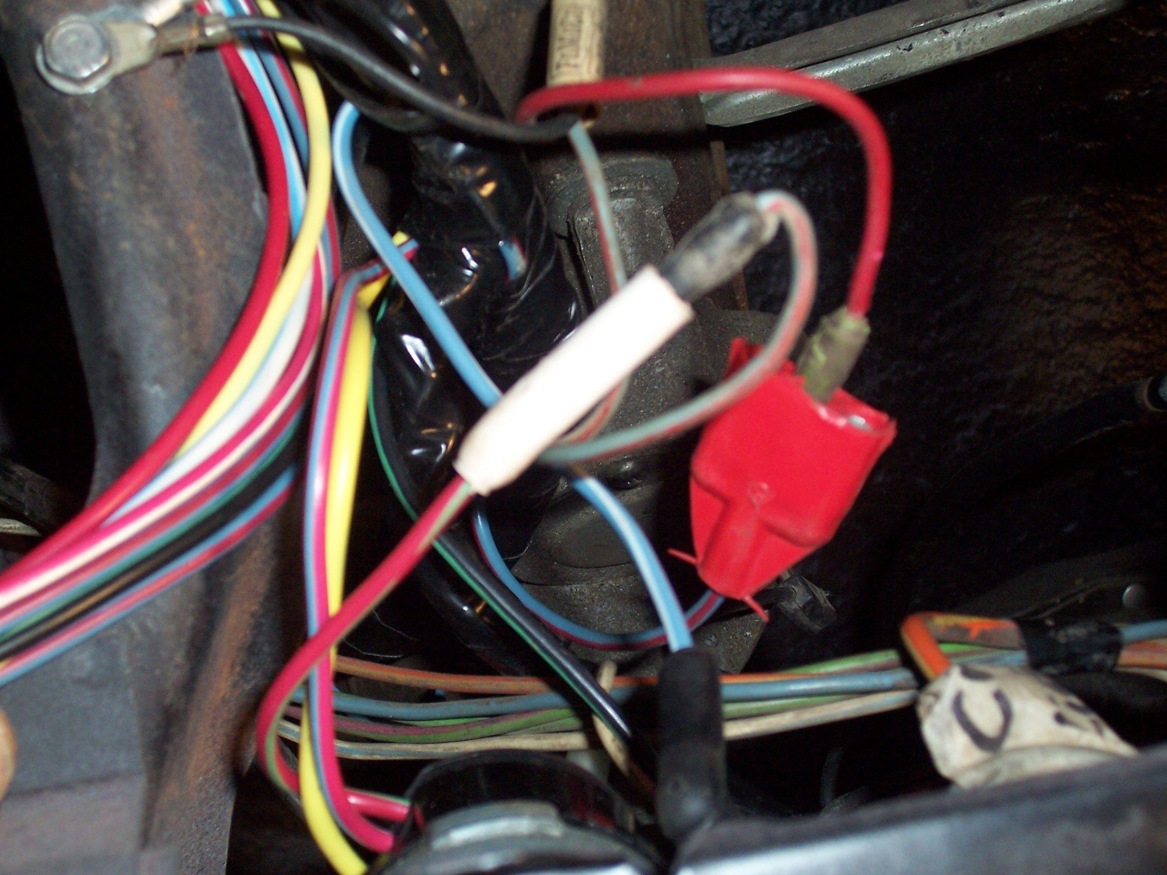 Mustang Tail Light Wiring Diagram on