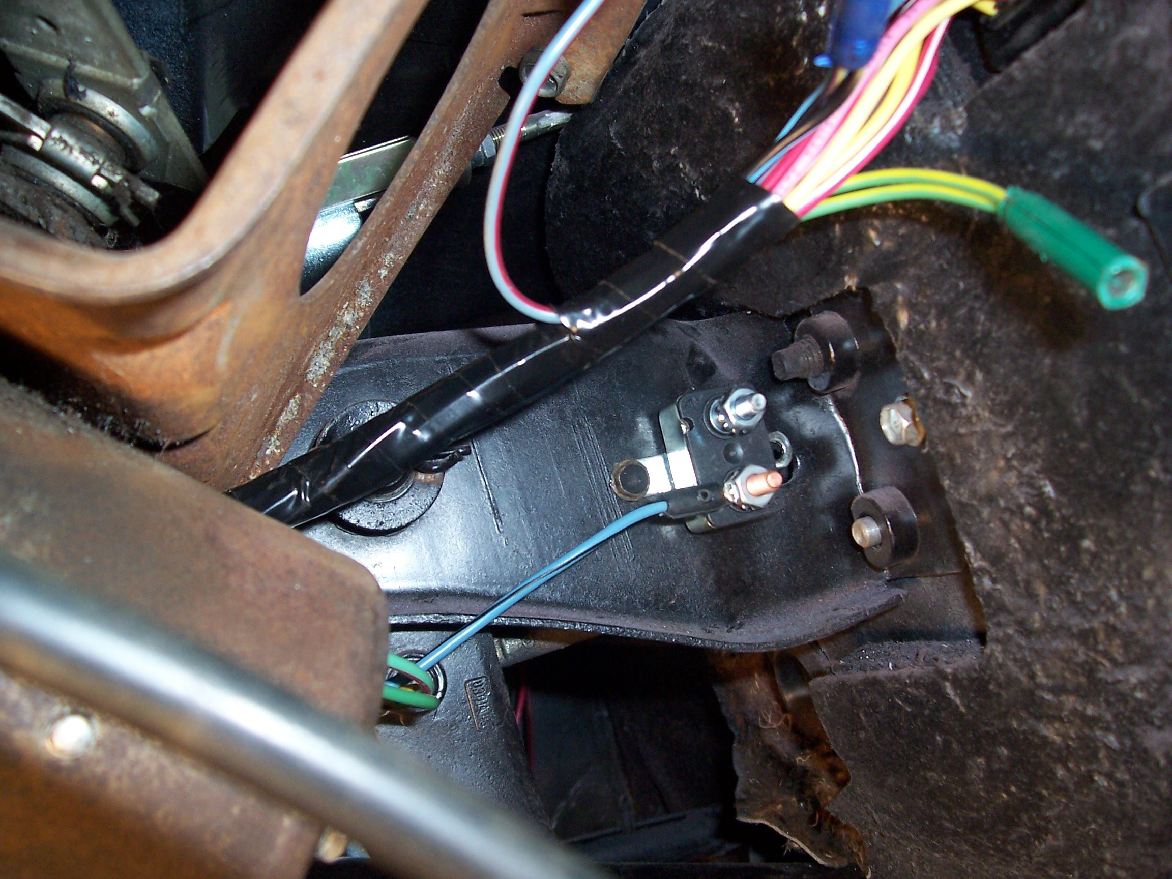 66 Fastback Fog Light Wirng Kit Ford Mustang Forum