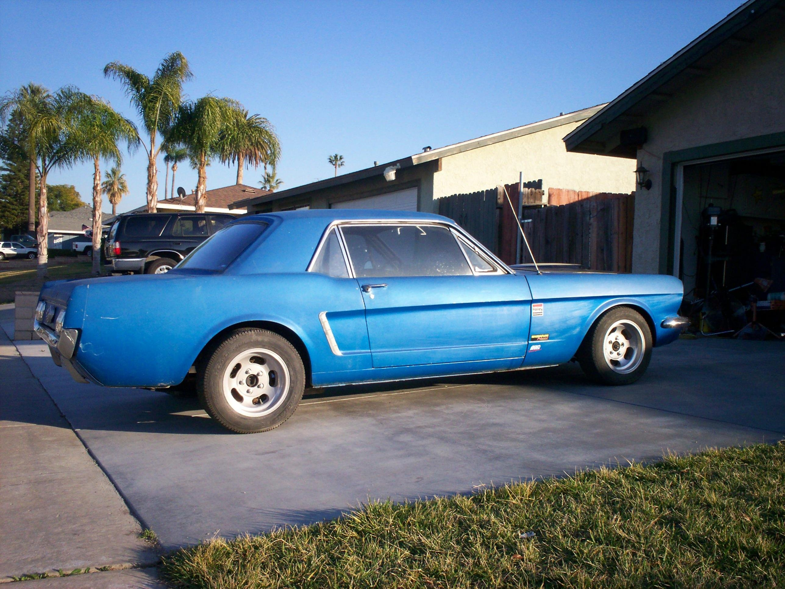 1965 mustang fastback 6 cyl to 8 cyl ford mustang forum. Black Bedroom Furniture Sets. Home Design Ideas