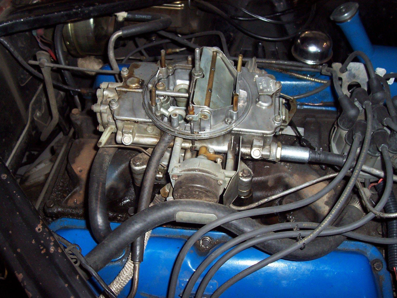 289 Carburetor Help Ford Mustang Forum