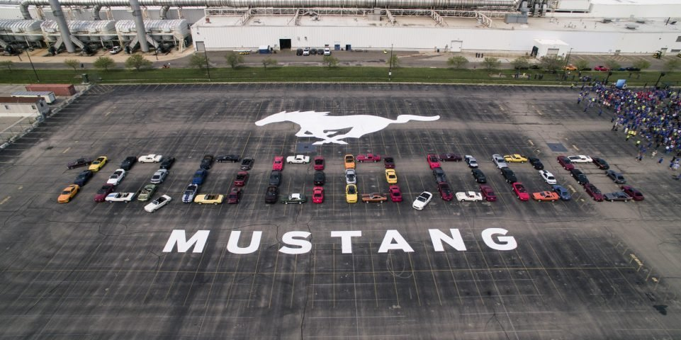 The Mustang Corral Hits 10 Million