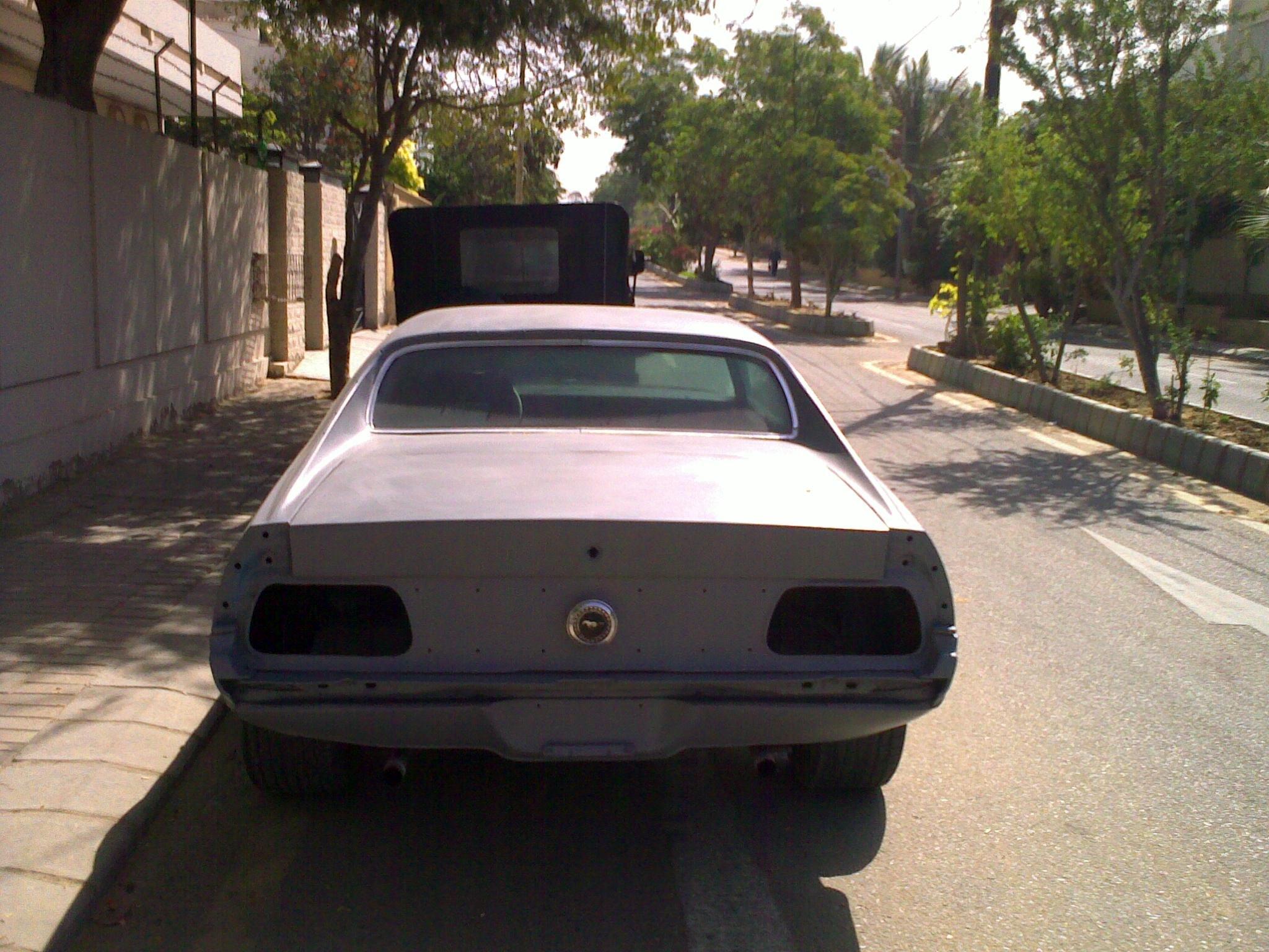 1973 Mustang Grande Coupe Restoration Help for Novice ...