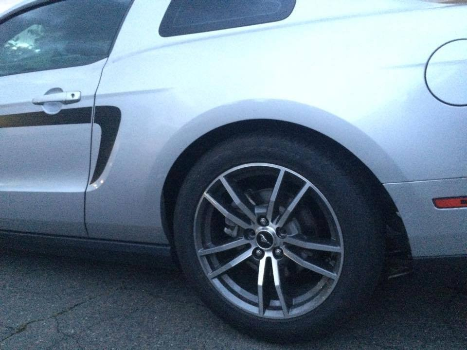 40 Mustang GT 40 Wheels On A 40 Mustang Fitment Ford Stunning 2015 Mustang Bolt Pattern