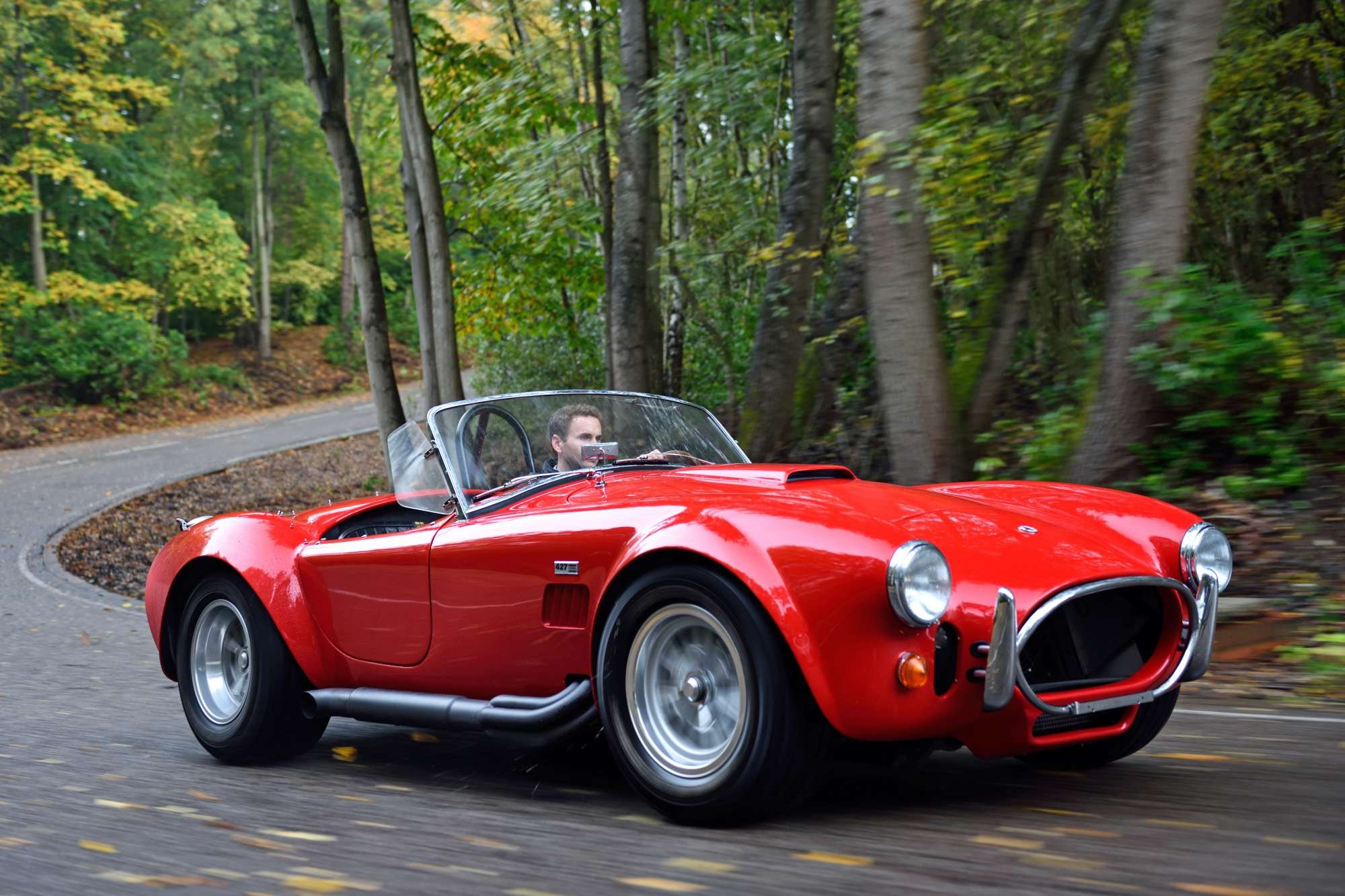 Check Out This Original, Unrestored 1966 Shelby 427 Cobra