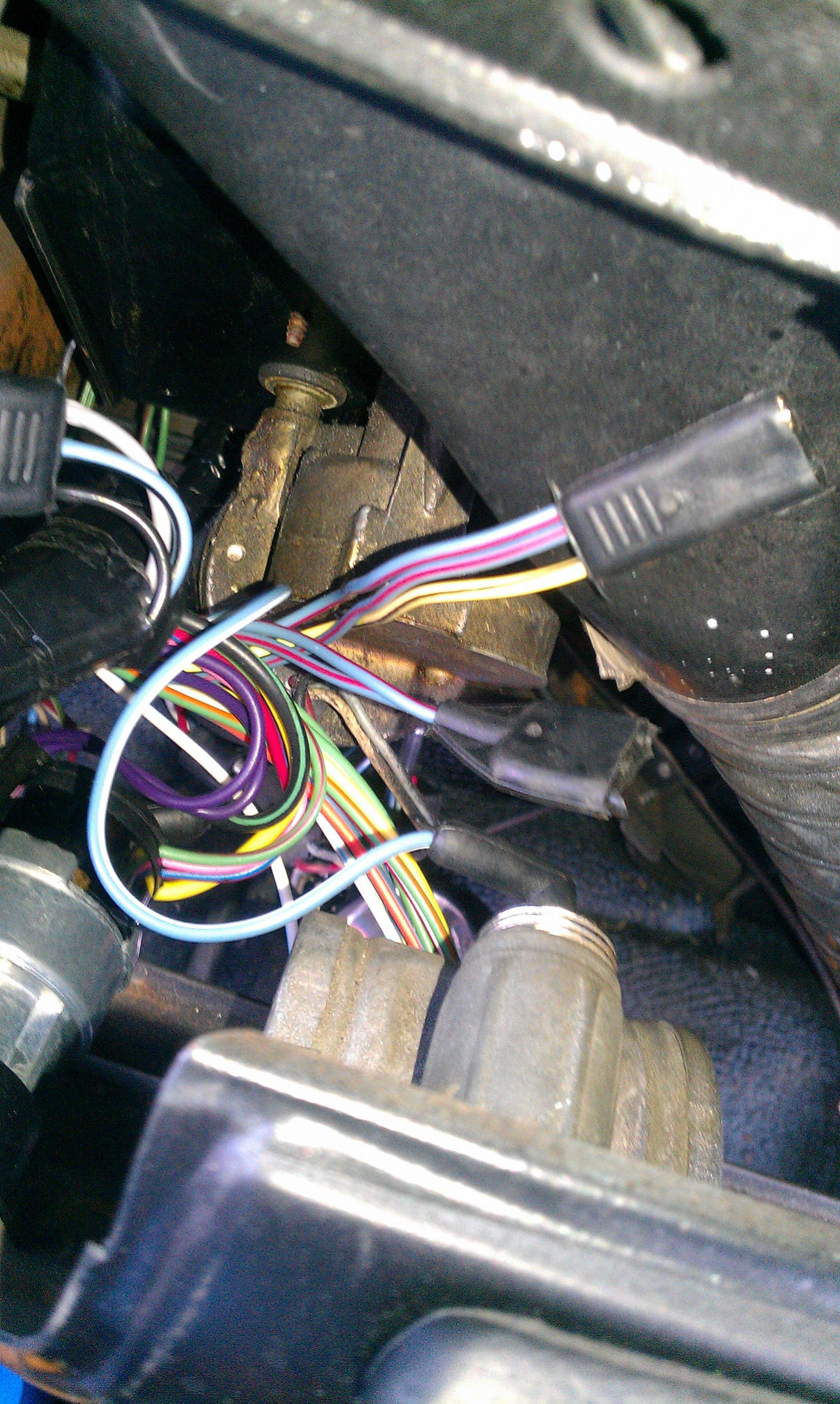 Quick Wire Wiring Harness on fog light, hot rod, aftermarket radio, best street rod, fuel pump, classic truck,