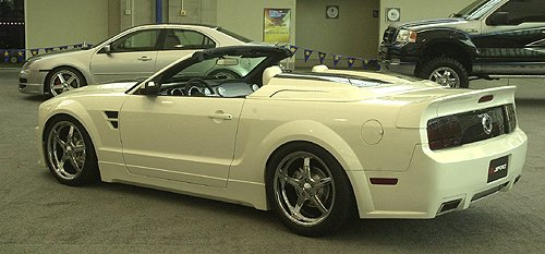 Convertible Hard Tonneau Cover Ford Mustang Forum