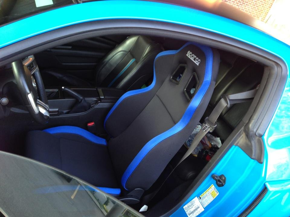 Sparco Race Seat Ford Mustang Forum