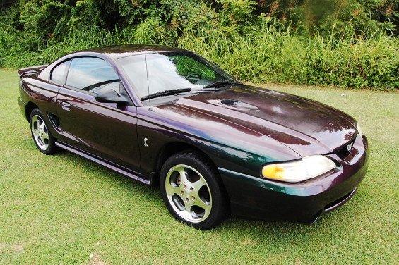 Need Some Advice On My 1996 Mustang Mystic Cobra U0026 39 S Paint