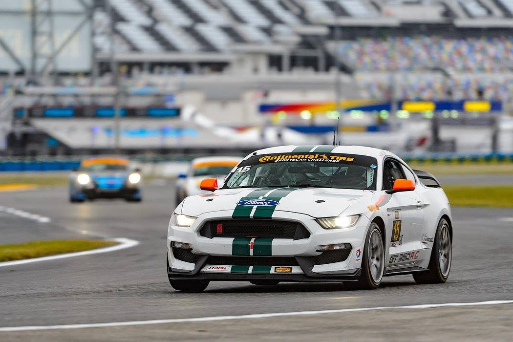 GT350R-C Qualifies 3rd and 4th at Daytona