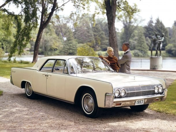 Please Be True: Lincoln Planning a Return to Suicide Doors on Continental, Report Claims