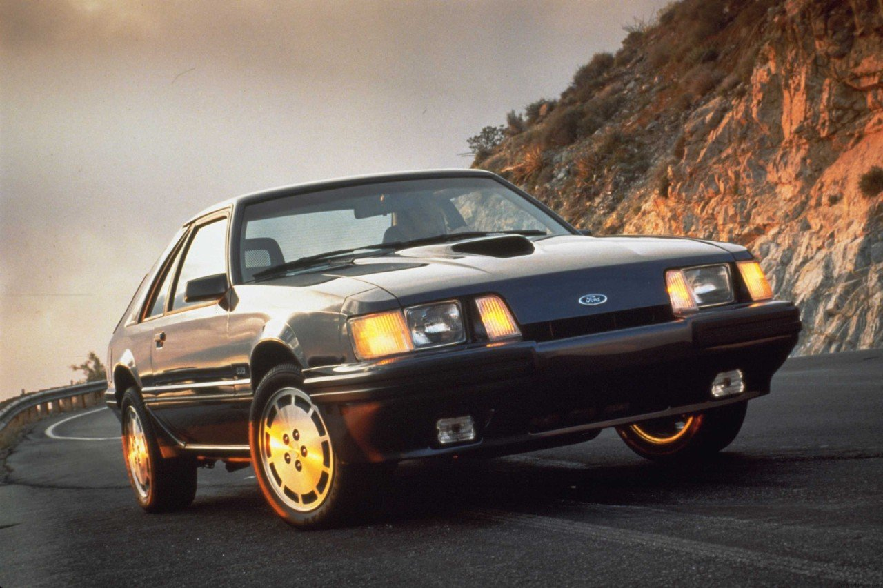 Fox Body Mustangs Could be the Next Collector Craze