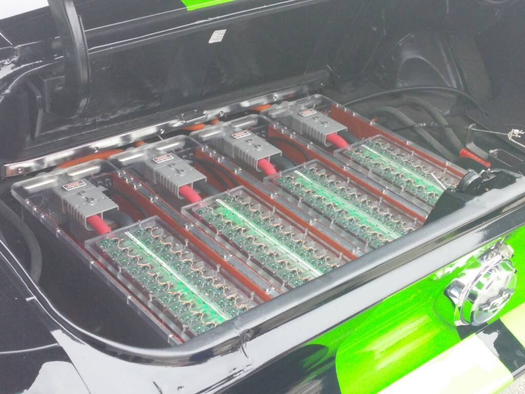 battery location on a 2015 mustang html