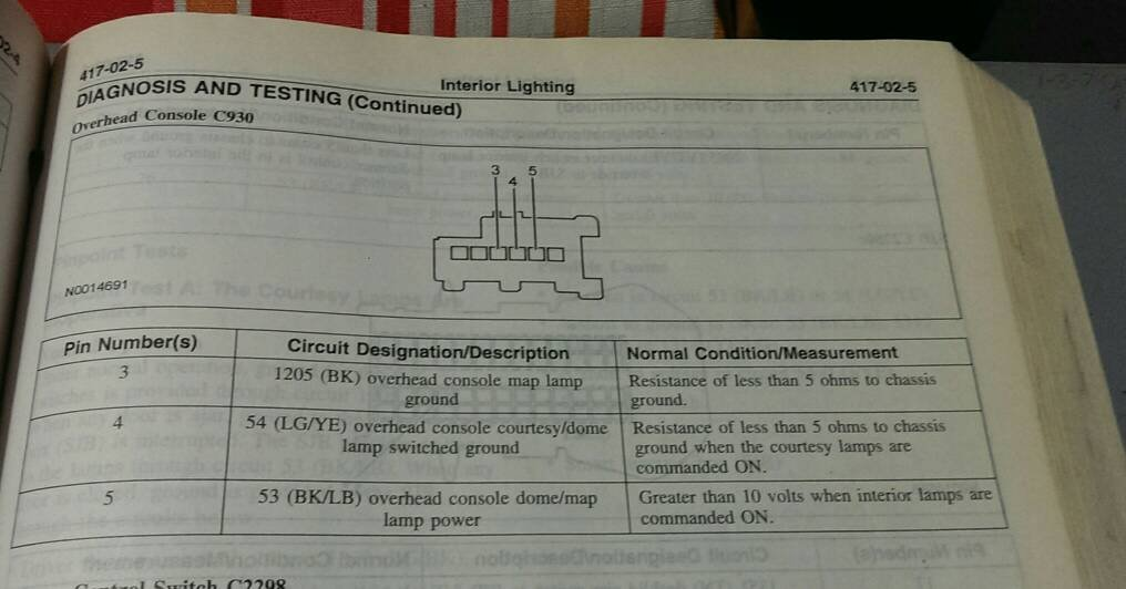 Map Light Wiring Diagram  Need Positive  U0026 Negative Wires  Pic Attached