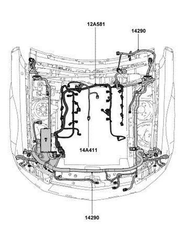 Need A Fuse Panel Diagram 9904gt Mustangforumscom