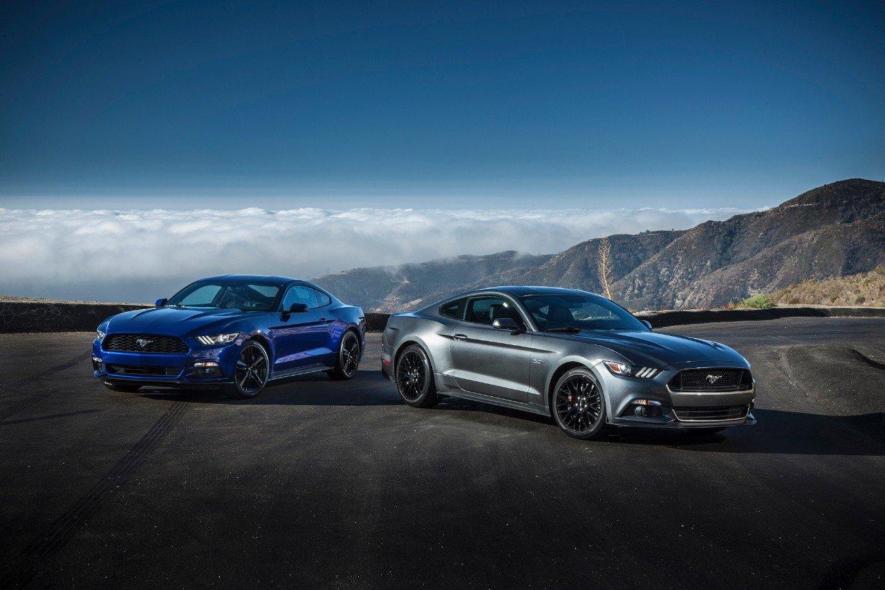 Mustang Kills Camaro (Again)