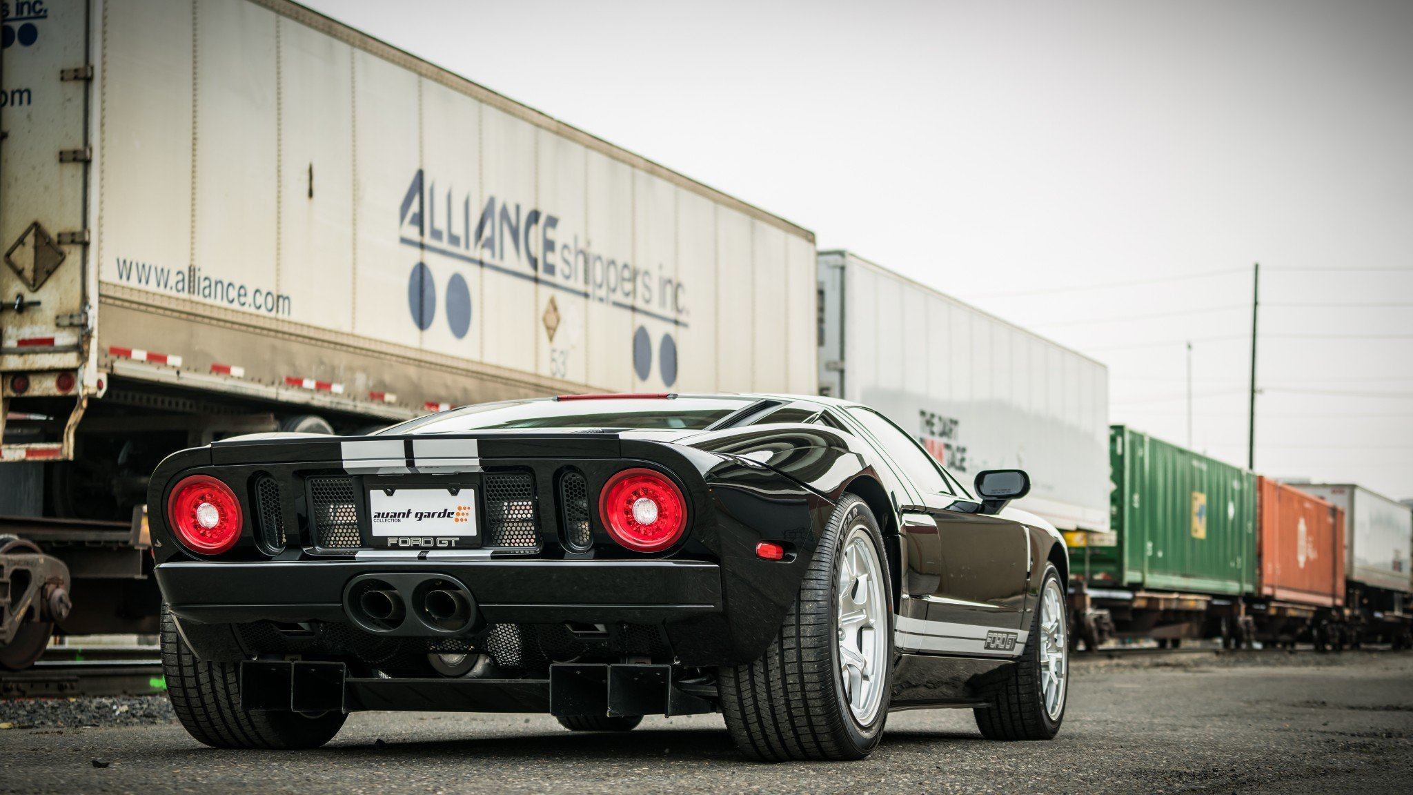 Find of the Day: 6,000 Mile 2005 Ford GT