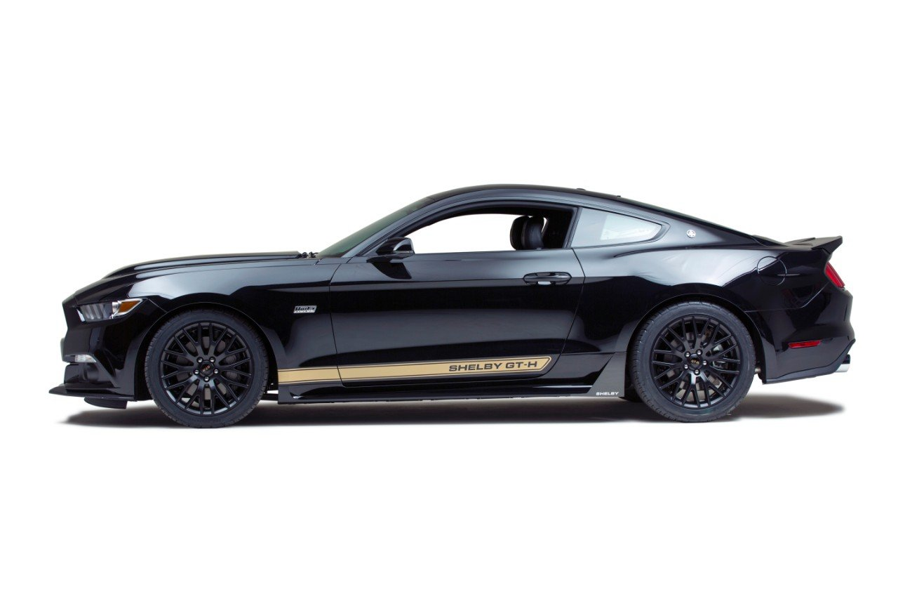 The 2016 Shelby GT-H Spec List