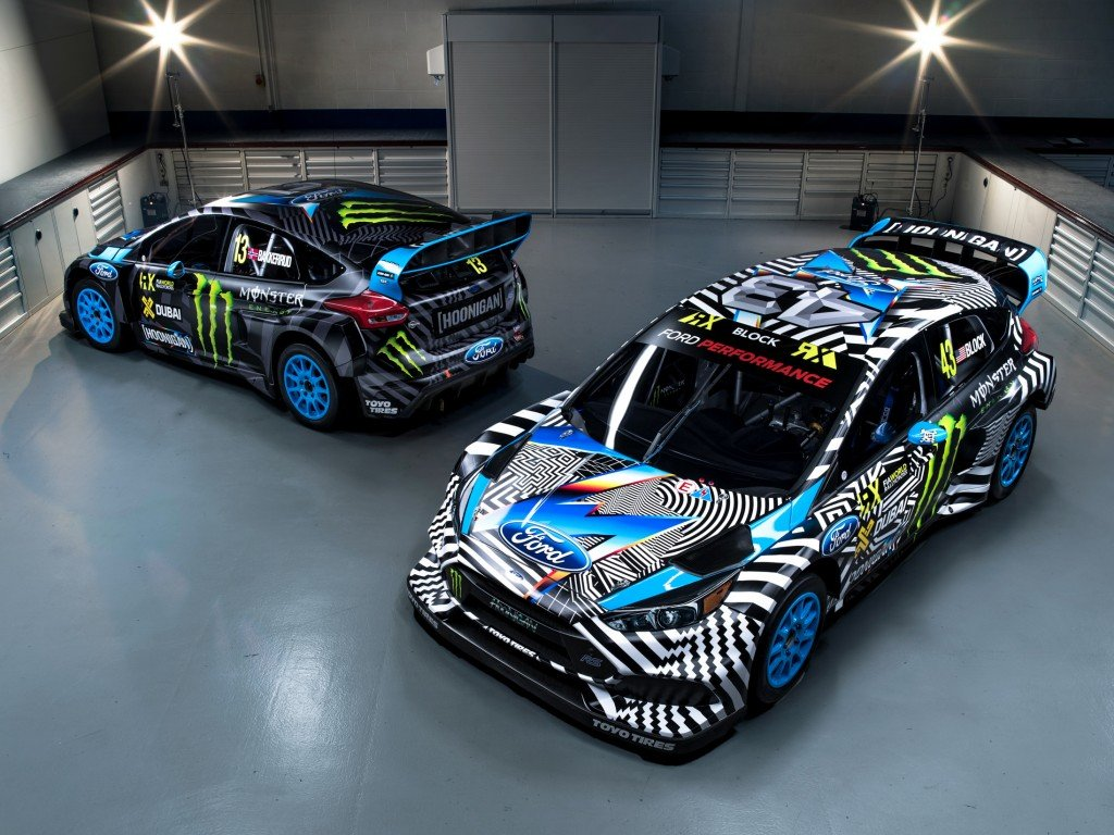 More Pics of the HOONIGAN Racing Focus RS RX
